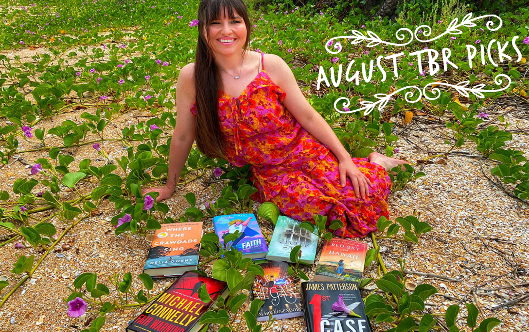 HeyitsCarlyRae August TBR Picks